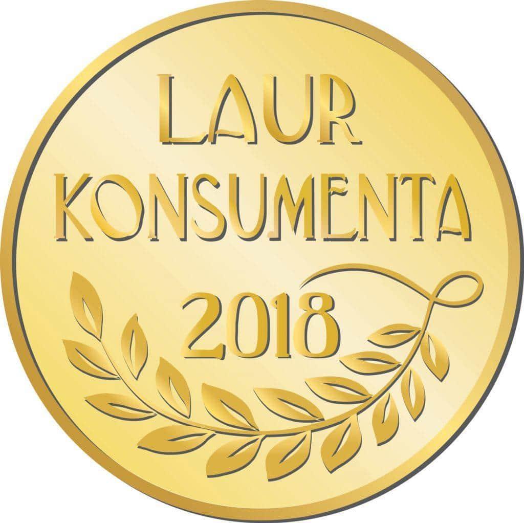 Laur Konsumenta 2018