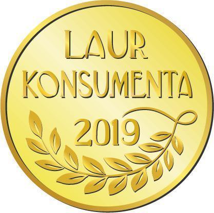 Złoty Laur Konsumenta 2019 - Kuvings Polska