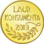 laur konsumenta 2019 logo
